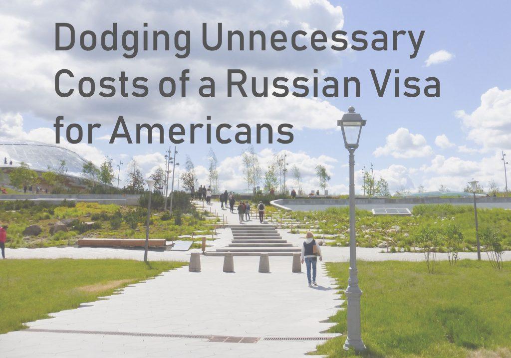 Russian Visa for Americans
