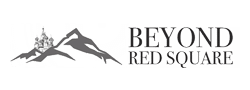 beyond red square logo