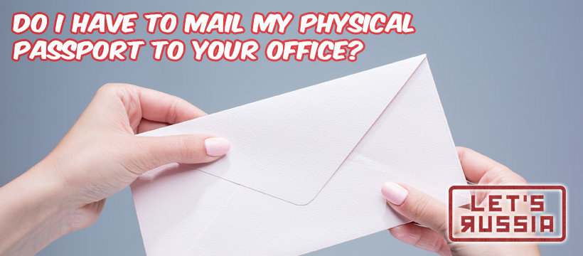 mail my physical passport to your office