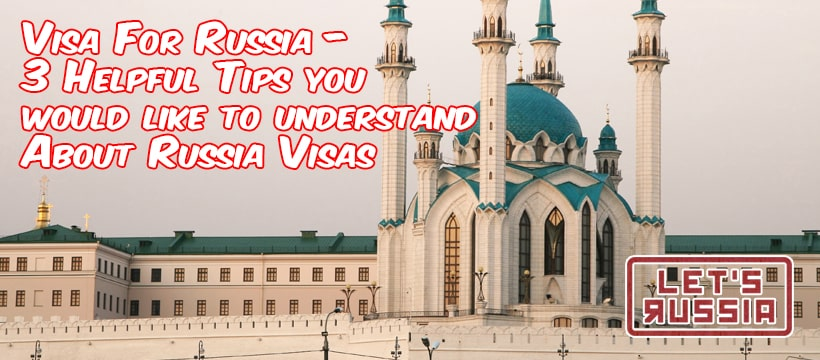 Visa For Russia